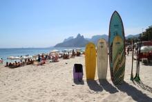Surf à Rio